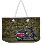 British At Heart Weekender Tote Bag
