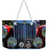 British Classic Weekender Tote Bag