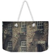 British Cottage Weekender Tote Bag