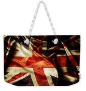 British Flag  Weekender Tote Bag