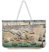 British Landing, 1768 Weekender Tote Bag