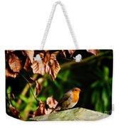 British Nature Weekender Tote Bag