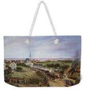 British Retreat, 1775 Weekender Tote Bag by Granger