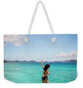 British Virgin Islands, Caribbean Weekender Tote Bag