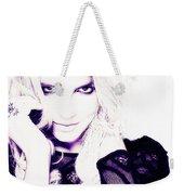 Britney Spears Weekender Tote Bag
