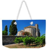 Brittany Vineyard And Monastery  Weekender Tote Bag