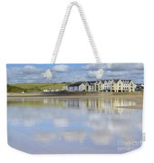 Broad Haven Clouds Weekender Tote Bag