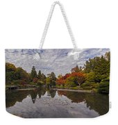 Broad Skies And Fall Colors Weekender Tote Bag