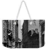 Broad Street, C1916 Weekender Tote Bag