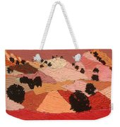 Broad View Weekender Tote Bag