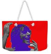 Broadway Joe Namath Telling Football Story C.c. And Co. Set  Tucson Arizona 1970-2012 Weekender Tote Bag