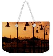 Broadway Junction In Brooklyn, New York Weekender Tote Bag