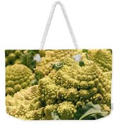 Broccoflower Weekender Tote Bag