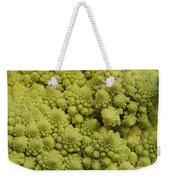 Broccoli Heirloom Weekender Tote Bag