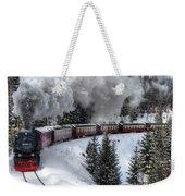 Brockenbahn Weekender Tote Bag