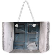 Broken Antique Window Weekender Tote Bag