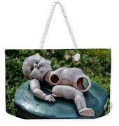 Broken Baby Doll Weekender Tote Bag