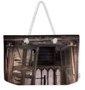 Broken Entry Weekender Tote Bag