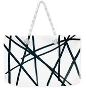 Broken Fence Weekender Tote Bag