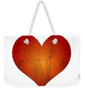 Broken Heart Weekender Tote Bag