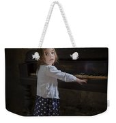Broken Hearted Melody Weekender Tote Bag