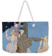 Broken Hearts Broken Statues Weekender Tote Bag