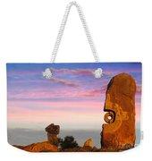 Broken Hill 1 Weekender Tote Bag