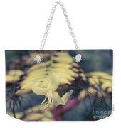 Bromeliaceae - Alcantarea Geniculata Weekender Tote Bag