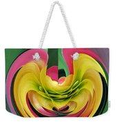 Bromiliad Abstract Weekender Tote Bag