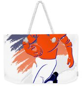 Broncos Shadow Player2 Weekender Tote Bag