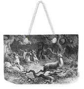 Bronze Age, Hunting Scene Weekender Tote Bag
