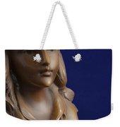 Bronze Lady Weekender Tote Bag