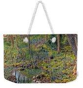 Brook Weekender Tote Bag