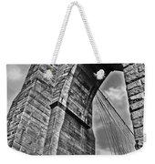 Brooklyn Bridge Arch - Vertical Weekender Tote Bag