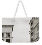 The Beauty Of New York Weekender Tote Bag