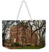 Brooks Hall At University Of Virginia Weekender Tote Bag