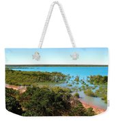 Broome Mangroves Weekender Tote Bag