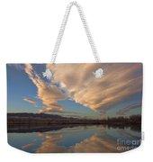 Broomtail Sky Weekender Tote Bag