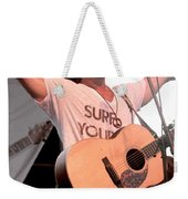 Brother Joscephus And The Love Revival Revolution Orchestra Weekender Tote Bag
