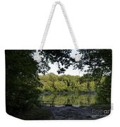Brother's Fishin' Hole 20140719 Weekender Tote Bag
