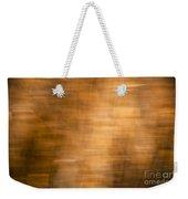 Brown Background Weekender Tote Bag