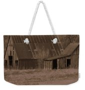 Brown Barns Weekender Tote Bag