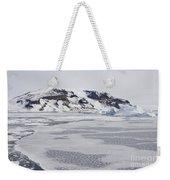 Brown Bluff, Antarctica Weekender Tote Bag