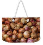 Brown Onions Weekender Tote Bag