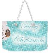 Christmas Card 7 Weekender Tote Bag