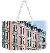Brownstone Art Hoboken Nj Weekender Tote Bag