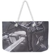 Bruce Lee Is Kato   1 Weekender Tote Bag by Sean Connolly