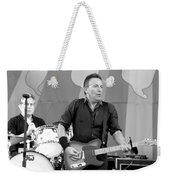 Bruce Springsteen 3 Weekender Tote Bag