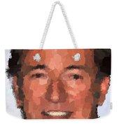 Bruce Springsteen Portrait Weekender Tote Bag