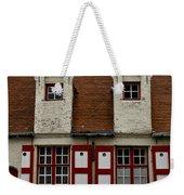 Bruges Houses Weekender Tote Bag